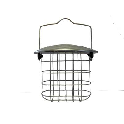 Kingfisher Suet Block Bird Feeder