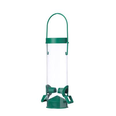Supa Plastic Seed Feeder - 2 Port