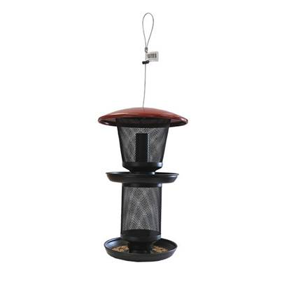 Brinvale Two Tier Mixed Seed Feeder