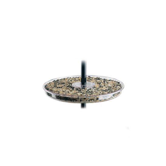 additional image for Droll Yankee Pole Mounted Tray & Cover